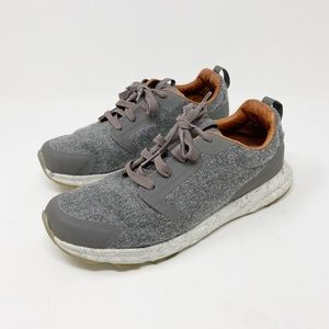 ARIAT Fusion Athletic Sneakers 6 Heather Gray